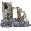"BioBubble Decorative Mow Cap Castle - Small (7.25"" x 4.75"" x 6"")"