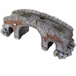 "BioBubble Decorative Old Stone Bridge - Large (6"" x 5"" x 7"")"
