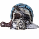"BioBubble Decorative Pirate Skull (2"" x 2"" x 2"")"