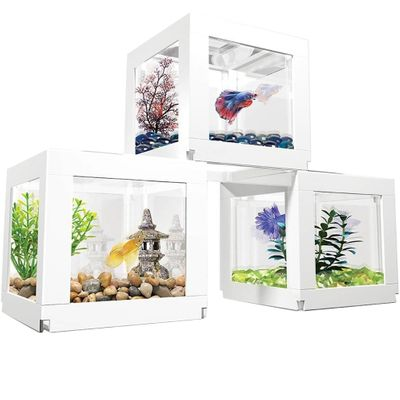 """BioBubble Stacking Kit for Deco Cubes (7"""" x 9.5"""" x 0.15"""")"""