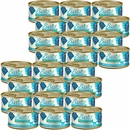 Blue Basics Grain-Free Fish & Potato Recipe Canned Food for Indoor Cats (24x3oz)