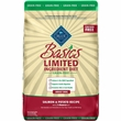 Blue Basics Grain-Free Adult - Salmon & Potato (11 lb)