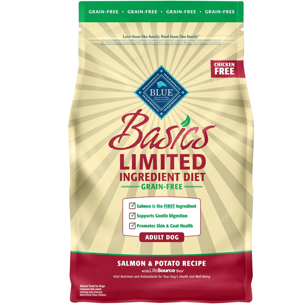 BLUE-BASICS-GRAIN-FREE-SALMON-POTATO-DOGS-4-LB