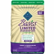 Blue Basics Grain-Free Adult - Turkey & Potato (11 lb)