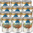 Blue Buffalo Blue's Tasty Turkey Stew Canned Dog Food (12x12.5 oz)