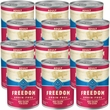 Blue Buffalo Freedom - Beef Recipe Canned Adult Dog Food (12x12.5 oz)