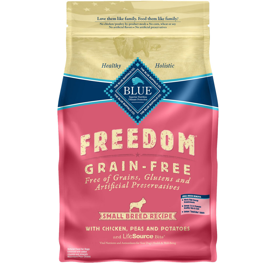 BLUE-BUFFALO-FREEDOM-CHICKEN-SMALL-BREED-DOG-FOOD-4LB
