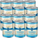 Blue Buffalo Freedom Grillers - Hearty Chicken Dinner Canned Dog Food (12x12.5 oz)
