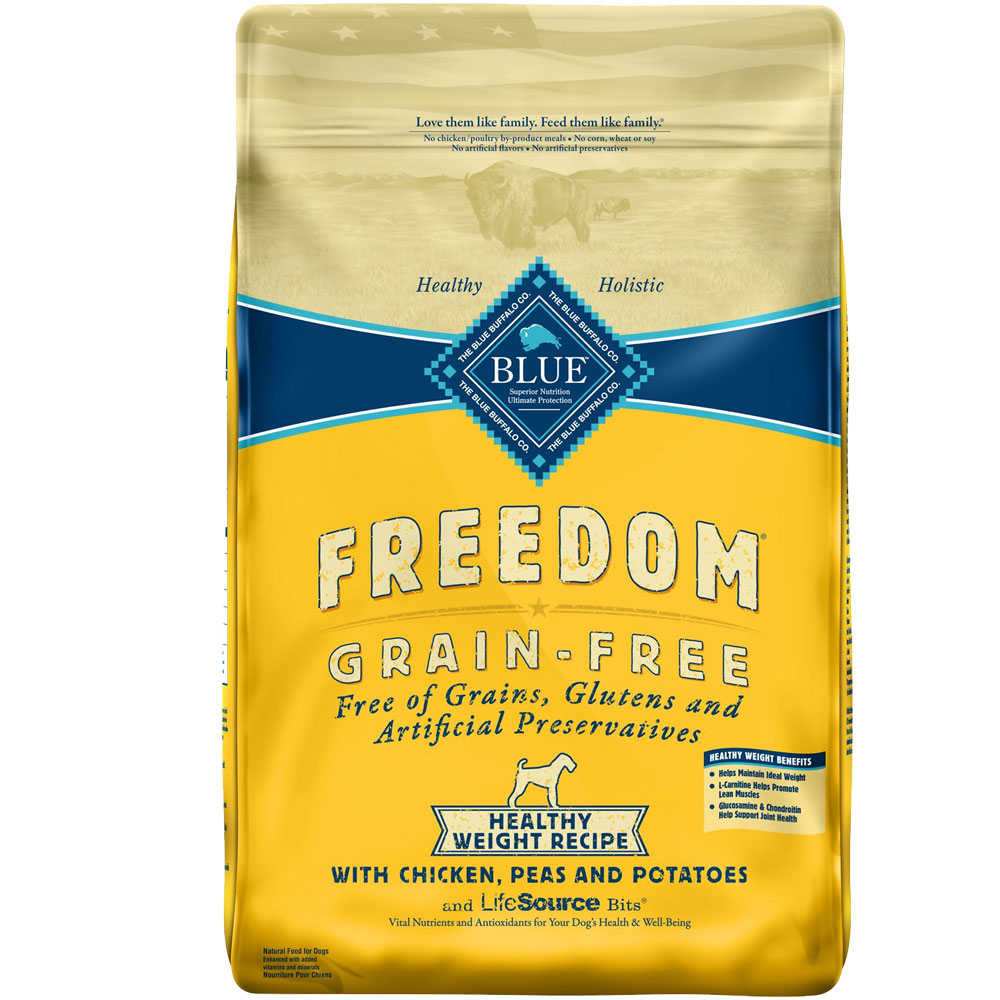 BLUE-BUFFALO-FREEDOM-HEALTHY-WEIGHT-CHICKEN-DOG-FOOD-24LB