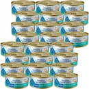 Blue Buffalo Healthy Gourmet - Flaked Fish & Shrimp Entree Canned Cat Food (24x5.5 oz)