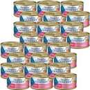 Blue Buffalo Healthy Gourmet - Salmon Entree Indoor Canned Cat Food (24x3 oz)