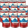 Blue Buffalo Homestyle Recipe - Beef Dinner Canned Dog Food (12x12.5 oz)