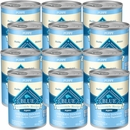 Blue Buffalo Homestyle Recipe - Chicken Dinner Puppy Canned Dog Food (12x12.5 oz)