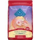 Blue Buffalo Indoor Health Salmon & Brown Rice Recipe Adult Dry Cat Food (15 lb)