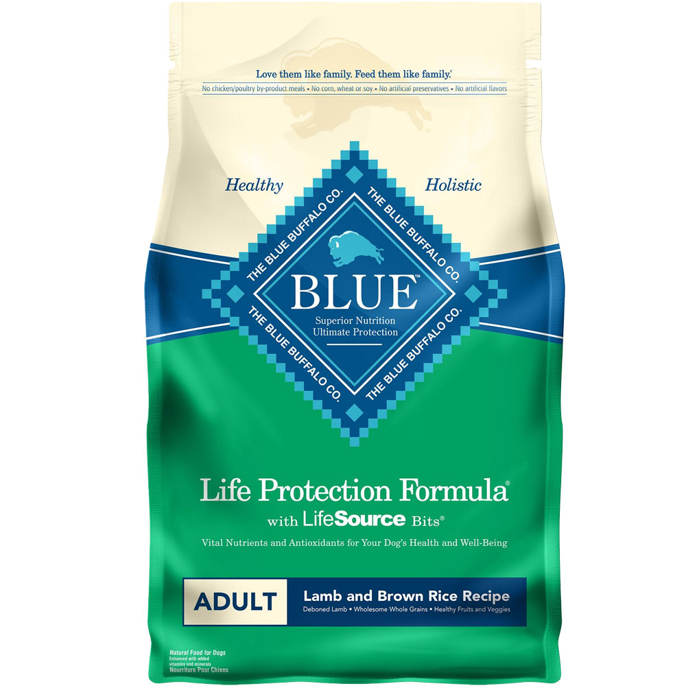 Blue Buffalo Life Protection Adult - Lamb & Brown Rice (6 lb) im test
