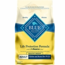 Blue Buffalo Life Protection Formula - Chicken & Brown Rice Healthy Weight Adult Dry Dog Food (6 lb)