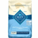 Blue Buffalo Life Protection Formula - Chicken & Brown Rice Recipe Puppy Dry Dog Food (30 lb)