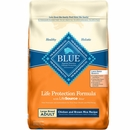 Blue Buffalo Life Protection Formula - Large Breed Chicken & Brown Rice Recipe Adult Dry Dog Food (30 lb)