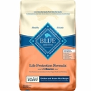 Blue Buffalo Life Protection Formula - Large Breed Chicken & Brown Rice Recipe Puppy Dry Dog Food (15 lb)