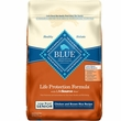 Blue Buffalo Life Protection Large Breed Senior - Chicken & Brown Rice 30 lb)