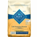 Blue Buffalo Life Protection Formula - Small Breed Healthy Weight Chicken & Brown Rice Recipe Adult Dry Dog Food (15 lb)