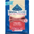 Blue Buffalo Dental Chew Bones - Regular (12 oz)