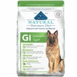 Blue Buffalo Natural Veterinary Diet - GI Gastrointestinal Support Dry Dog Food (5x6 lb)