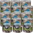 Blue Buffalo Wilderness - Bayou Blend Alligator & Catfish Canned Dog Food (12x12.5 oz)