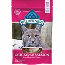 Blue Buffalo Wilderness Cat Treats - Chicken & Salmon (2 oz)