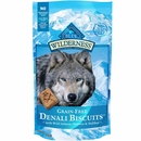 Blue Buffalo Wilderness Denali Biscuits - Wild Salmon, Venison & Halibut (8 oz)