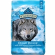 Blue Buffalo Wilderness Denali Dinner - Wild Salmon, Venison & Halibut (22 lb)