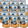 Blue Buffalo Wilderness Flatland Feast - Turkey, Quail & Duck Canned Dog Food (12x12.5 oz)