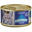 Blue Buffalo Wilderness - Chicken Recipe for Cats - (24x3oz)
