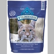 Blue Buffalo Wilderness for Cats Chicken Recipe (6 lbs)