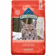 Blue Buffalo Wilderness Grain-Free Indoor Hairball & Weight Control Chicken Recipe Cat Food (11 lb)