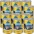 Blue Buffalo Wilderness - Healthy Weight Turkey & Chicken Grill Canned Dog Food (12x12.5 oz)