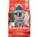 Blue Buffalo Wilderness - Indoor Hairball & Weight Control Chicken Recipe Dry Cat Food (5 lb)