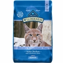 Blue Buffalo Wilderness Nature's Evolutionary Diet - Chicken Adult Indoor Dry Cat Food (11 lb)