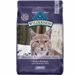 Blue Buffalo Wilderness Nature's Evolutionary Diet - Chicken Recipe Adult Dry Cat Food (12 lb)