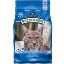 Blue Buffalo Wilderness Nature's Evolutionary Diet - Chicken Recipe Adult Indoor Dry Cat Food (5 lb)