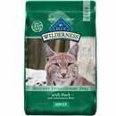 Blue Buffalo Wilderness Nature's Evolutionary Diet - Duck Recipe Adult Dry Cat Food (11 lb)