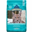 Blue Buffalo Wilderness Nature's Evolutionary Diet - Indoor Hairball Control Chicken Adult Dry Cat Food (11 lb)