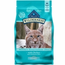 Blue Buffalo Wilderness Nature's Evolutionary Diet - Indoor Hairball Control Chicken Adult Dry Cat Food (5 lb)