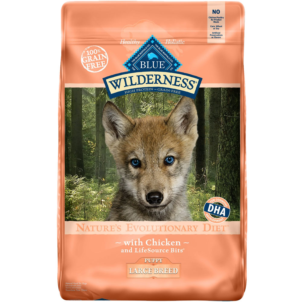 BLUE-BUFFALO-WILDERNESS-LARGE-BREED-CHICKEN-PUPPY-FOOD-24LB