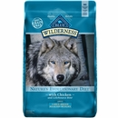 Blue Buffalo Wilderness Nature's Evolutionary Diet - Large Breed Healthy Weight Chicken Adult Dry Dog Food (24 lb)