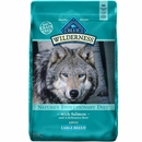 Blue Buffalo Wilderness Nature's Evolutionary Diet - Large Breed Salmon Adult Dry Dog Food (24 lb)