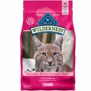 Blue Buffalo Wilderness Nature's Evolutionary Diet - Salmon Recipe Adult Dry Cat Food (5 lb)