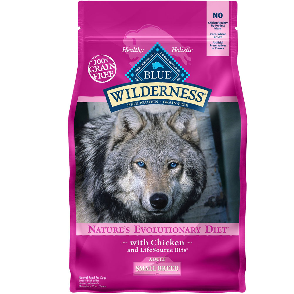 BLUE-BUFFALO-WILDERNESS-SMALL-BREED-CHICKEN-DOG-FOOD-4-5LB