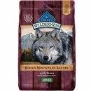 Blue Buffalo Wilderness Rocky Mountain Recipe - Bison Adult Dry Dog Food (22 lb)