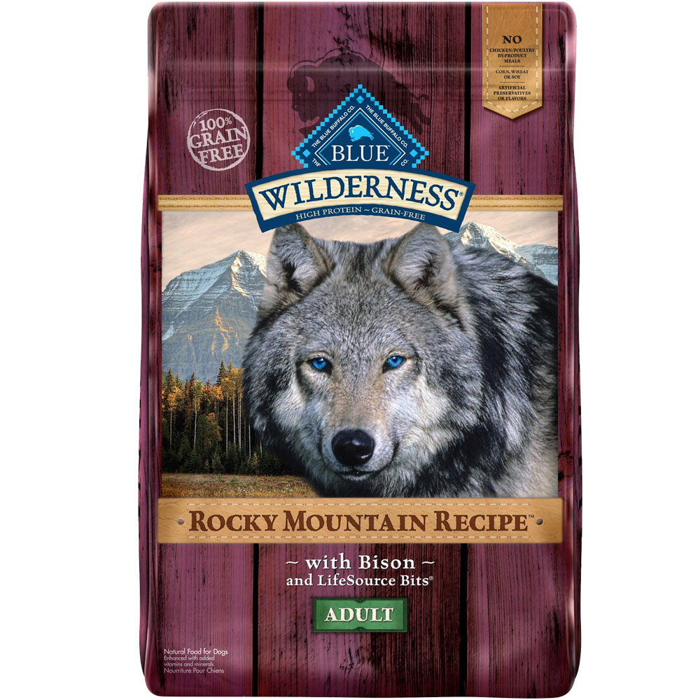 BLUE-BUFFALO-WILDERNESS-ROCKY-MOUNTAIN-BISON-DOG-FOOD-22LB
